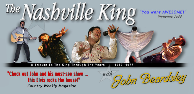 John Beardsley ~ The Nashville King